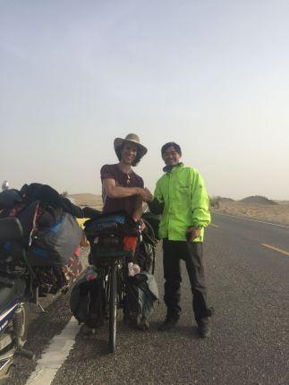 Zhang and I