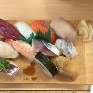 Toki sushi